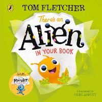 There's an Alien in Your Book - Who's in Your Book? (Board book)