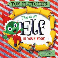 There's an Elf in Your Book - Who's in Your Book? (Hardback)