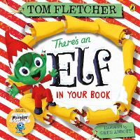 There's an Elf in Your Book - Who's in Your Book? (Paperback)