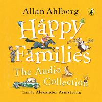Happy Families: The Audio Collection (CD-Audio)