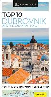 Top 10 Dubrovnik and the Dalmatian Coast - DK Eyewitness Travel Guide (Paperback)