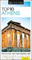 DK Eyewitness Top 10 Athens - Pocket Travel Guide (Paperback)