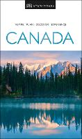 DK Eyewitness Canada - Travel Guide (Paperback)