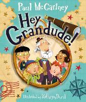 Hey Grandude! (Hardback)