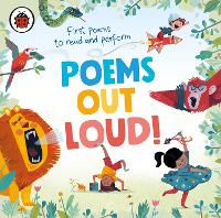 Poems Out Loud!: First Poems to Read and Perform (CD-Audio)