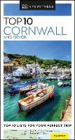 DK Eyewitness Top 10 Cornwall and Devon - Pocket Travel Guide (Paperback)