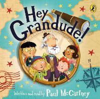 Hey Grandude! (CD-Audio)