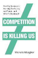 Competition is Killing Us