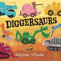 Diggersaurs (Board book)