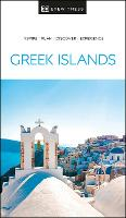 DK Eyewitness Greek Islands - Travel Guide (Paperback)
