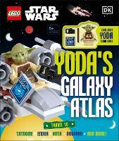 LEGO Star Wars Yoda's Galaxy Atlas (Hardback)