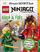 LEGO NINJAGO Ninja & Foes Ultimate Factivity Book (Paperback)