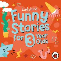 Ladybird Funny Stories for 3 Year Olds (CD-Audio)