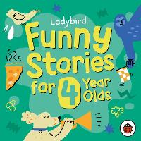 Ladybird Funny Stories for 4 Year Olds (CD-Audio)