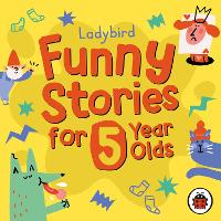 Ladybird Funny Stories for 5 Year Olds (CD-Audio)