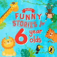 Puffin Funny Stories for 6 Year Olds (CD-Audio)