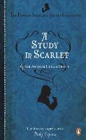 A Study in Scarlet (Paperback)