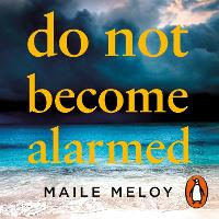 Do Not Become Alarmed (CD-Audio)