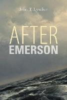 After Emerson - American Philosophy (Paperback)