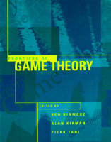 Frontiers of Game Theory - The MIT Press (Hardback)