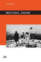 Michael Snow - October Files (Hardback)