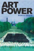 Art Power - The MIT Press (Hardback)