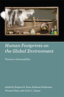 Human Footprints on the Global Environment: Threats to Sustainability - The MIT Press (Paperback)