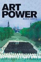Art Power - The MIT Press (Paperback)