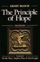 The Principle of Hope: Volume 3 - Studies in Contemporary German Social Thought (Paperback)