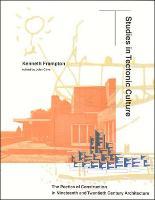 Studies in Tectonic Culture