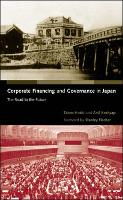 Corporate Financing and Governance in Japan: The Road to the Future - The MIT Press (Paperback)