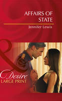 Affairs of State - Mills & Boon Largeprint Desire D318 (Hardback)