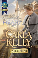Her Hesitant Heart - Mills & Boon Largeprint Western Historical (Paperback)