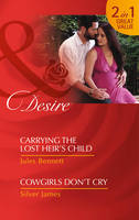 Carrying the Lost Heir's Child - Mills & Boon Desire (Paperback)