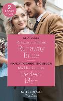 Rescuing The Royal Runaway Bride / Maddie Fortune's Perfect Man: Rescuing the Royal Runaway Bride (the Royals of Vallemont) / Maddie Fortune's Perfect Man (the Fortunes of Texas: the Rulebreakers) (Paperback)