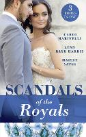 Scandals Of The Royals: Princess from the Shadows (the Santina Crown) / the Girl Nobody Wanted (the Santina Crown) / Playing the Royal Game (the Santina Crown) (Paperback)