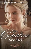 His Countess For A Week (Paperback)