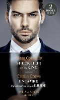 Shock Heir For The King: Shock Heir for the King / Untamed Billionaire's Innocent Bride (Paperback)