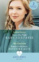Nurse's One-Night Baby Surprise / Reunited With Doctor Devereaux: Nurse's One-Night Baby Surprise / Reunited with Doctor Devereaux (Paperback)