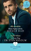 Winter Nights With The Single Dad / A Festive Fling In Stockholm: Winter Nights with the Single Dad (the Christmas Project) / a Festive Fling in Stockholm (the Christmas Project) (Paperback)