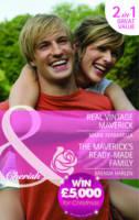 Real Vintage Maverick/The Maverick's Ready-Made Family - Mills & Boon Cherish (Paperback)