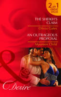 The Sheikh's Claim / An Outrageous Proposal - Mills and Boon Desire (Paperback)