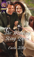 The Wedding Ring Quest - Mills & Boon Historical (Paperback)