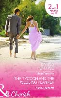 Dating For Two: Dating for Two (Matchmaking Mamas, Book 16) / the Tycoon and the Wedding Planner (Paperback)