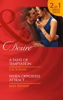 A Taste of Temptation - Mills & Boon Desire (Paperback)