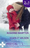 White Christmas For The Single Mum: White Christmas for the Single Mum (Christmas Miracles in Maternity, Book 3) / a Royal Baby for Christmas (Christmas Miracles in Maternity, Book 4) (Paperback)