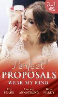 Wear My Ring: The Secret Wedding Dress / the Millionaire's Marriage Claim (the Millionaire Affair, Book 4) / the Children's Doctor's Special Proposal (the London Victoria, Book 2) (Paperback)