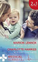 Falling For Her Wounded Hero: Falling for Her Wounded Hero / the Surgeon's Baby Surprise (Paperback)