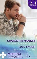 Encounter With A Commanding Officer: Encounter with a Commanding Officer (Hot Army Docs, Book 1) / Rebel DOC on Her Doorstep (Rebels of Port St. John's, Book 1) - Hot Army Docs (Paperback)
