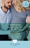 The Surgeon's One-Night Baby: The Surgeon's One-Night Baby / the Nurse's Pregnancy Miracle (Paperback)
